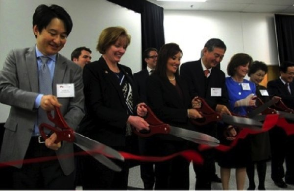 South Korean Cosmetics Company Cosmax Opens First U.S. Plant In Solon