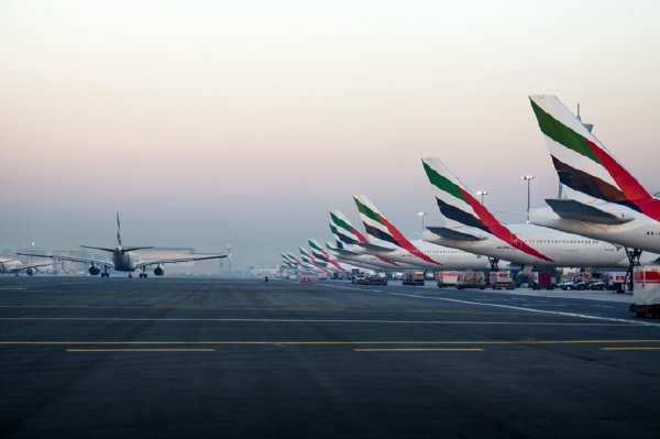 Dubai surpasses Heathrow as busiest international passenger airport