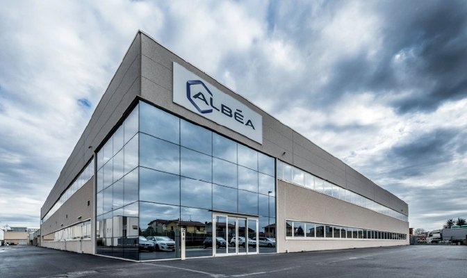 Packaging manufacturer Albéa opens new plant in Italy