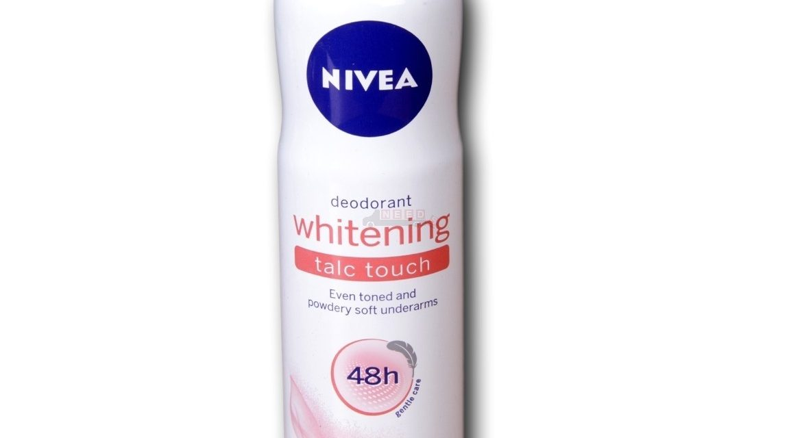 Nivea launches talcum powder-inspired deodorant in India