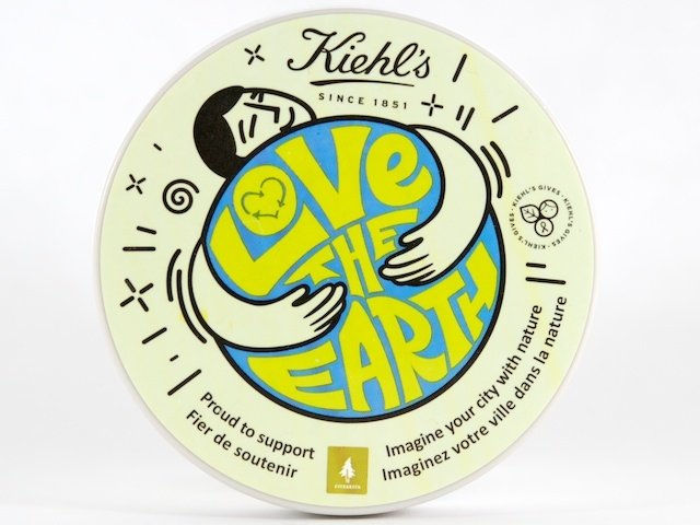 Kiehl's supports recycling in schools for Earth Day