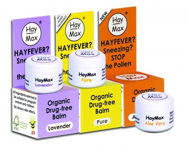 HayMax extends range of hayfever barrier balms to New Zealand market
