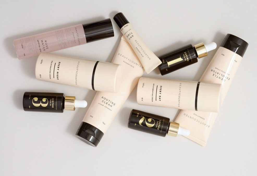 "Beautycounter rapid sales growth said to be indicative of market ""ready for change"""