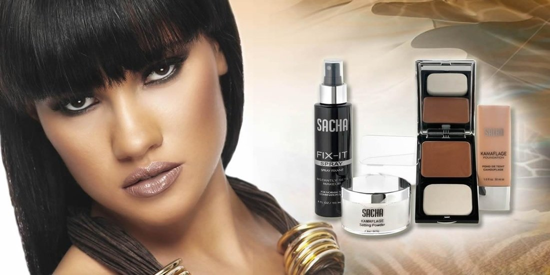 Sascha Cosmetics wins Carribean Exporter of the Year Award