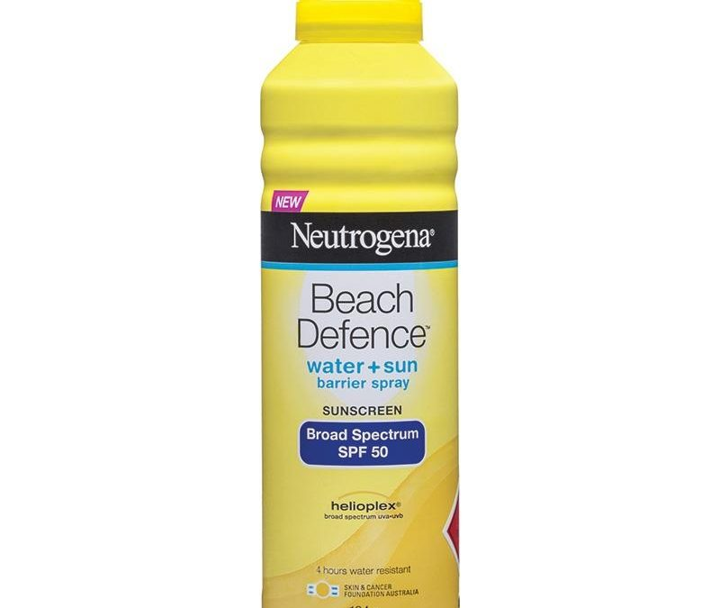 US consumer fails to sue Neutrogena over false sunscreen claims