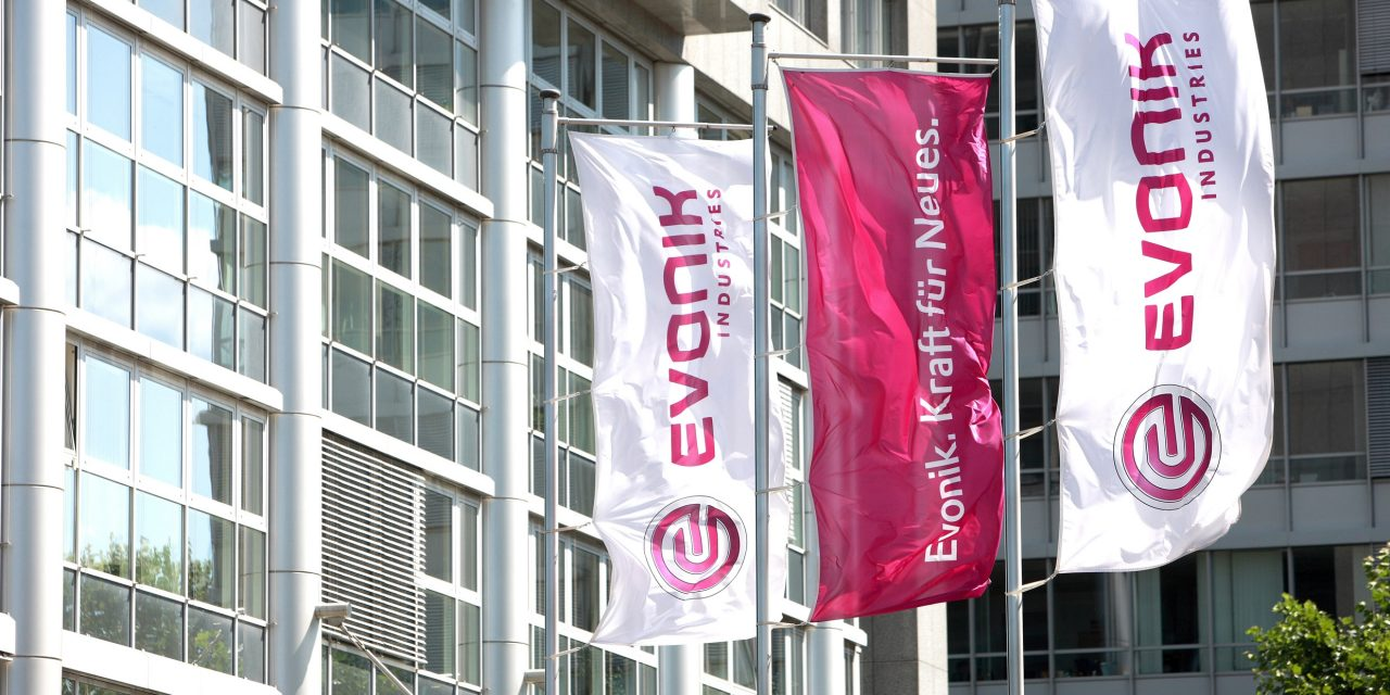 Evonik and Brenntag to cooperate on hydrogen peroxide and peracetic acid