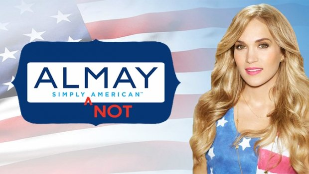 Revlon rebrands its 'Made in America' Almay campaign following advertising watching complaint