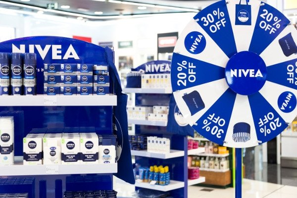 Nivea pulls out of competitive European travel retail and duty free market