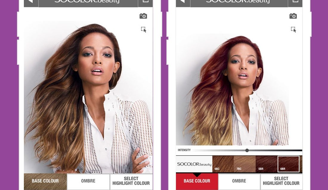 L'Oréal continues digital onslaught with new hair color app
