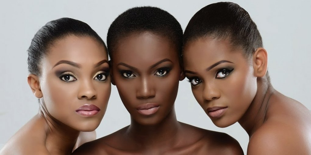 Cosmetic brands cater to minority skin colouring