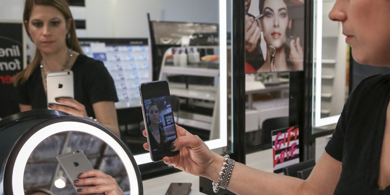 Sephora: more beacons will be rolled out but need time to evolve