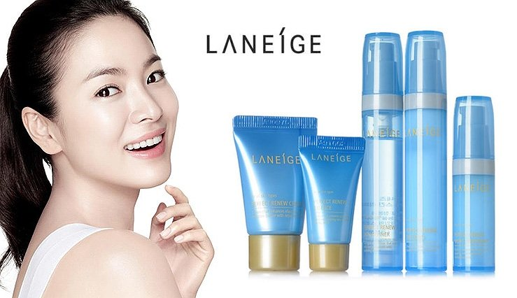 Laneige skin care launches into Canadian market