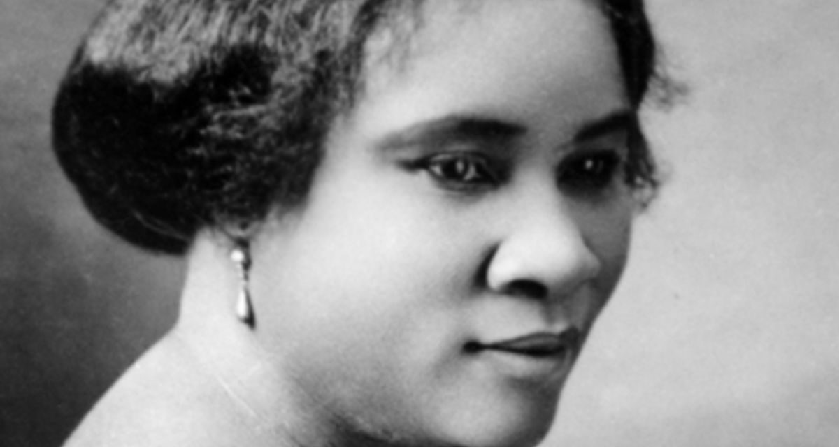 Sundial's Madam C.J. Walker-inspired African American hair care range set for Sephora launch
