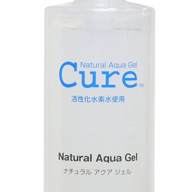Cure  – Natural Aqua Gel