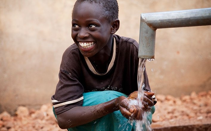Unilever and Unicef join forces to improve drinking water in sub-Saharan Africa