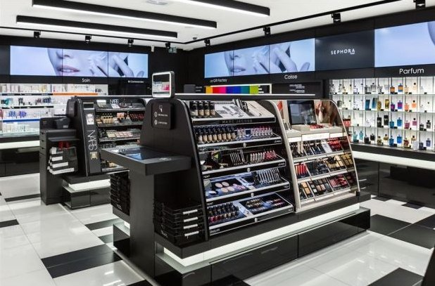 Sephora teams up with Worldline for Sephora Flash