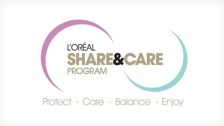 L'Oréal extends its Share and Care program to employees across 67 countries