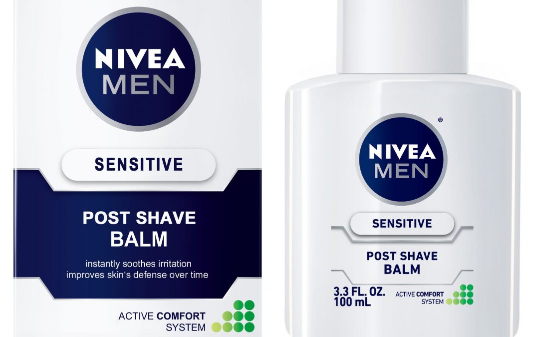 Nivea for Men aftershave balm enjoys organic marketing campaign to become sought after make-up primer