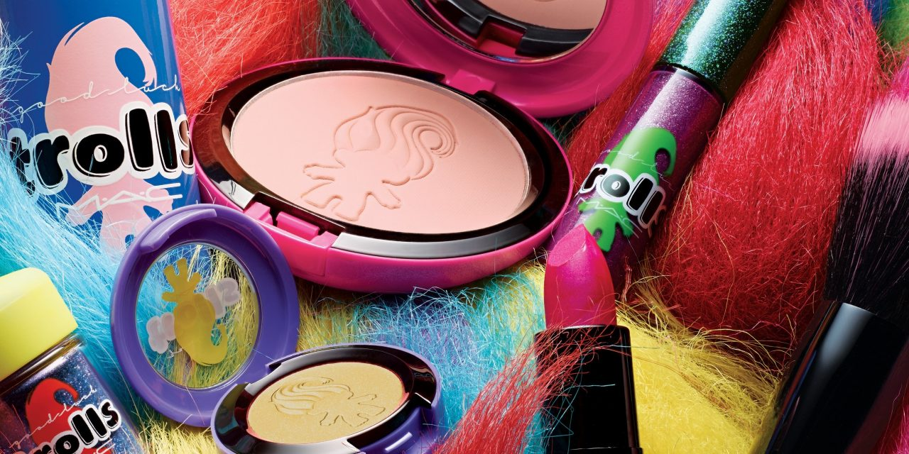 MAC  – Good Luck Trolls Collection