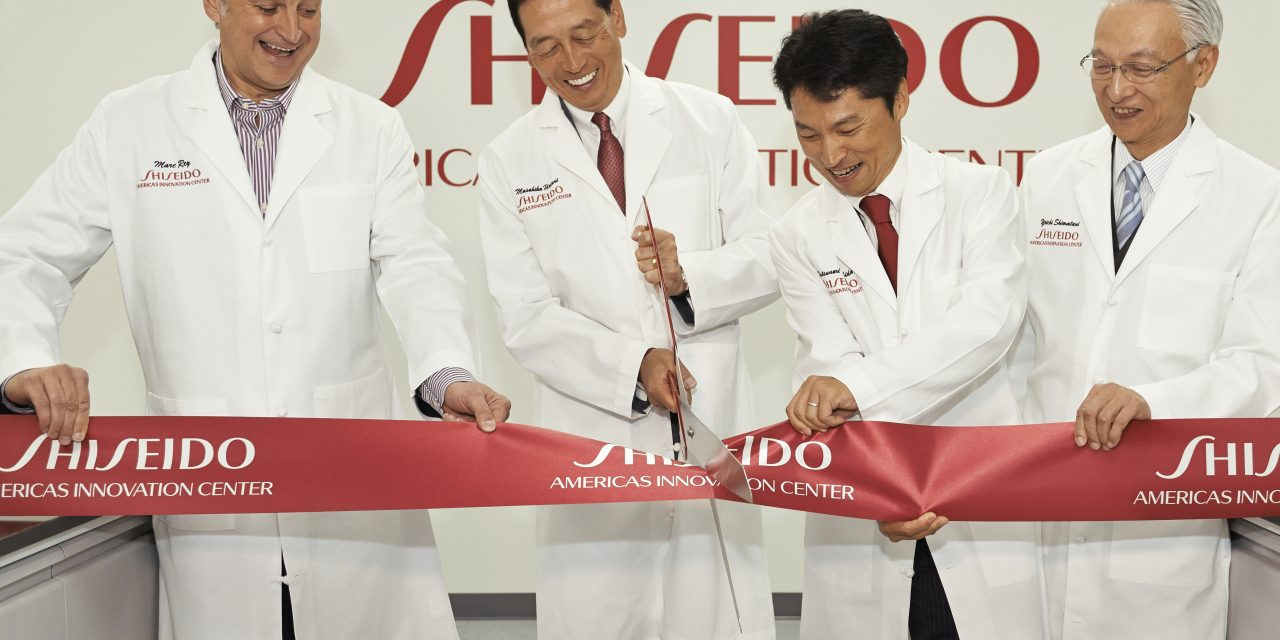 Shiseido Americas cuts ribbon on new Innovation Center