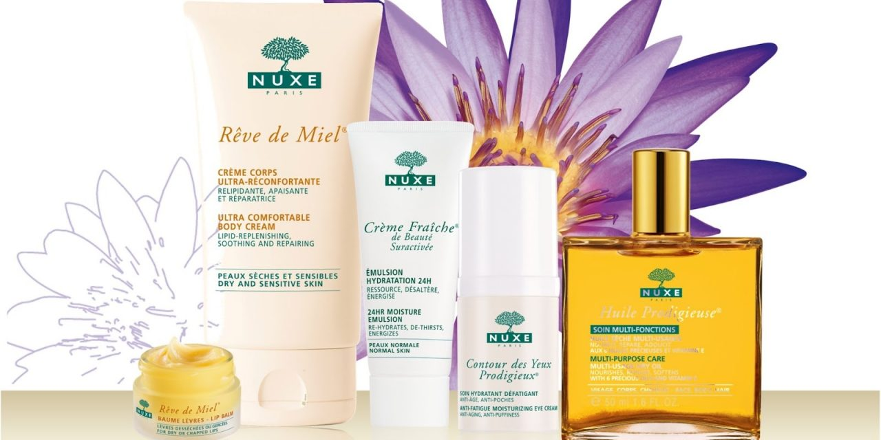 French skincare brand Nuxe debuts on the US online retail site Ulta.com