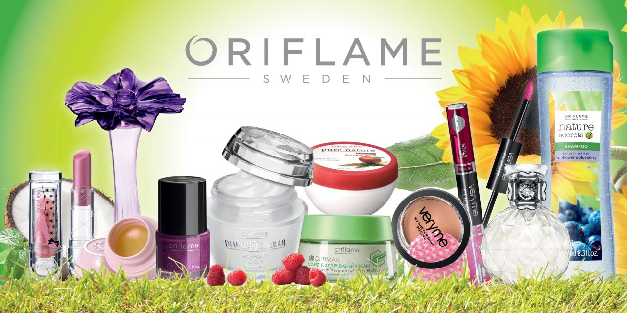 Oriflame Q1 sales beat expectations while profits remain in line with expectations