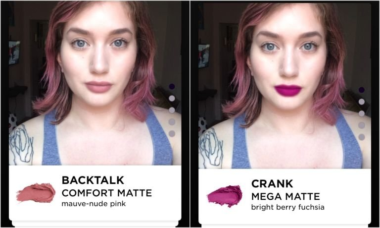 Urban Decay launches digital app to coincide with Vice lipstick launch