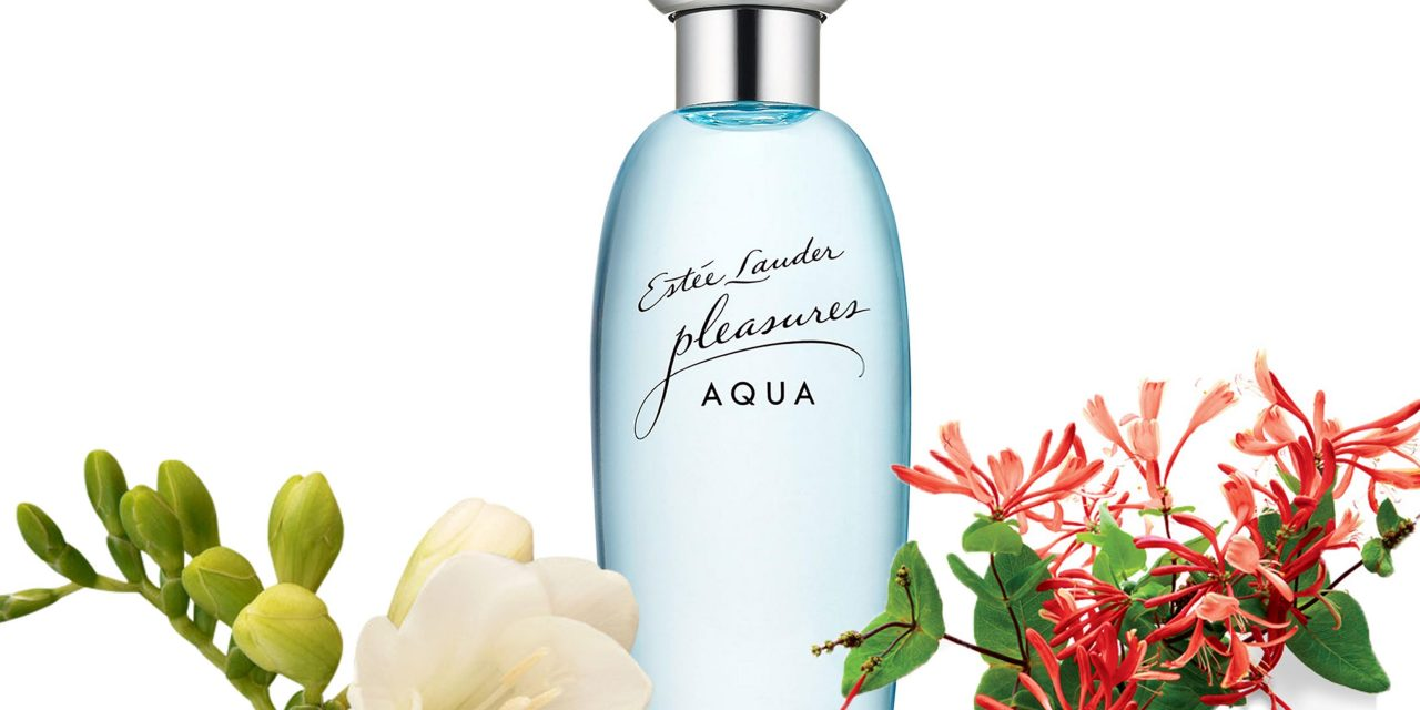 LIMITED EDITION — Estée Lauder Pleasures Aqua Eau de Parfum Spray