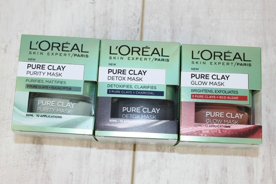 L'Oréal Paris – Pure Clay Purity Mask