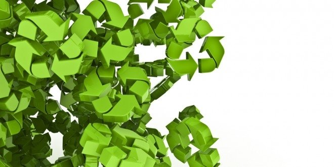 Recycling: the new magic marketing trick?