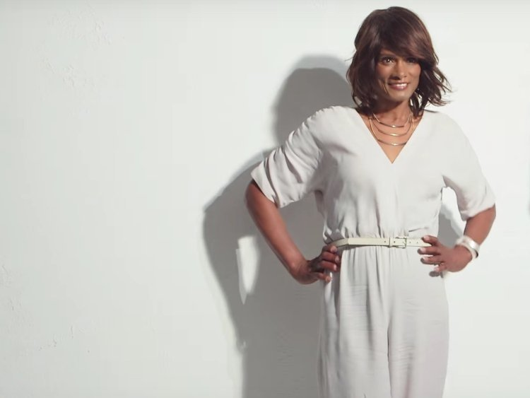 Tracey Norman returns as 'out' black transgender model for Clairol