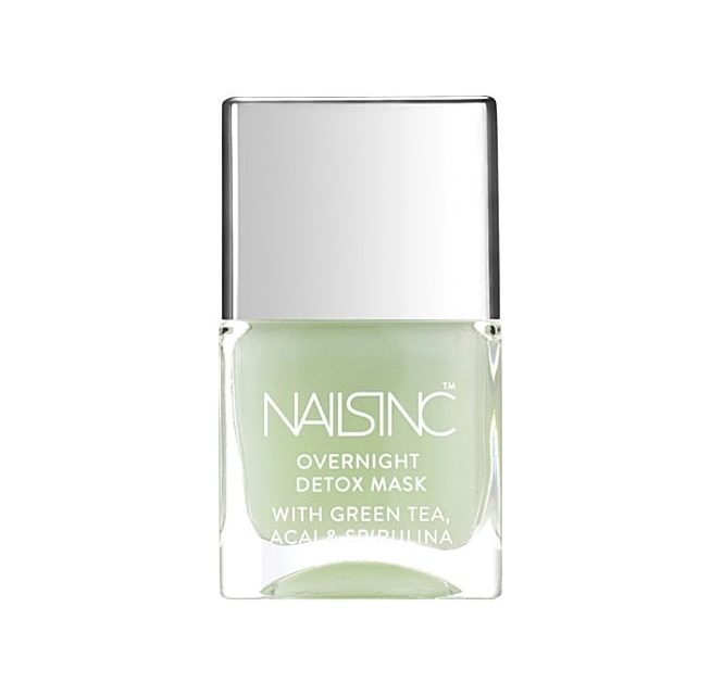 NAILS INC  – Overnight Detox Nail Mask With Green Tea, Acai and Spirulina