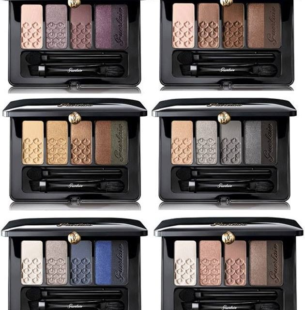 Guerlain – New Palette 5 Couleurs FALL 2016