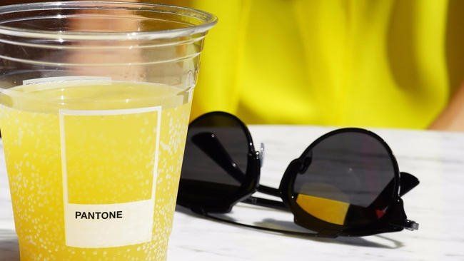 Pantone takes leave from NY Fashion Week runways with 2017 spring colors