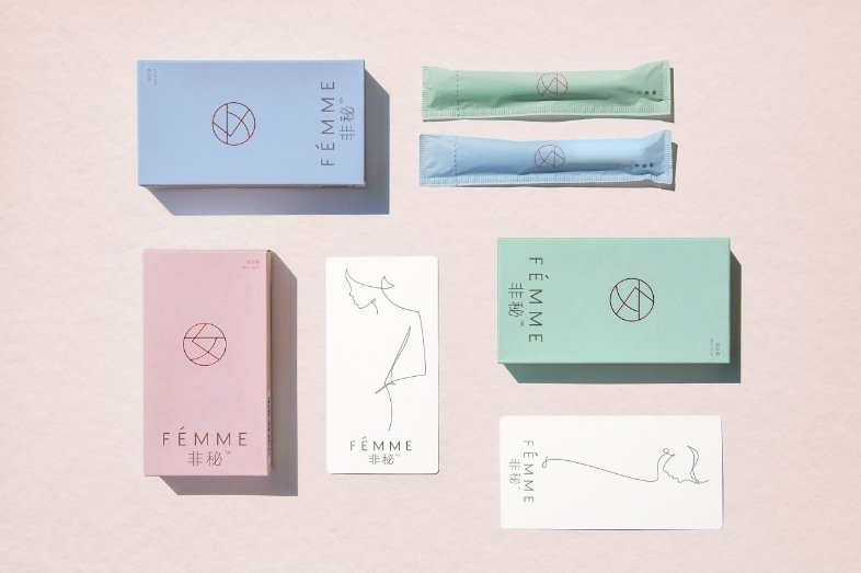 Yoai hopes to kickstart tampon sales in China with premium-styled brand Fémme