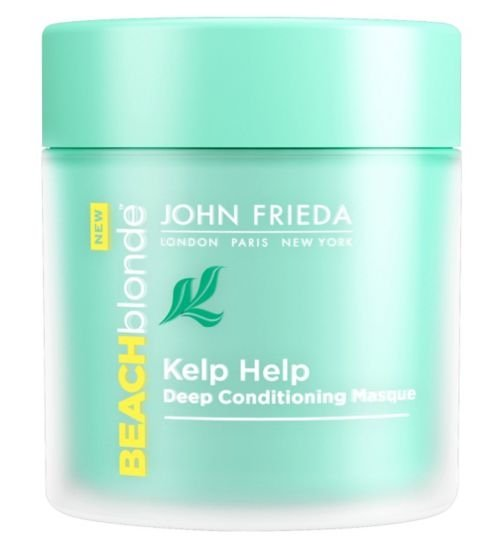 John Frieda – Beach Blonde Kelp Help Deep Conditioning Masque