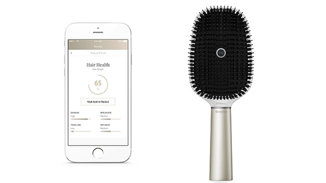 L'Oréal-owned Kérastase launches digital hairbrush with Nokia