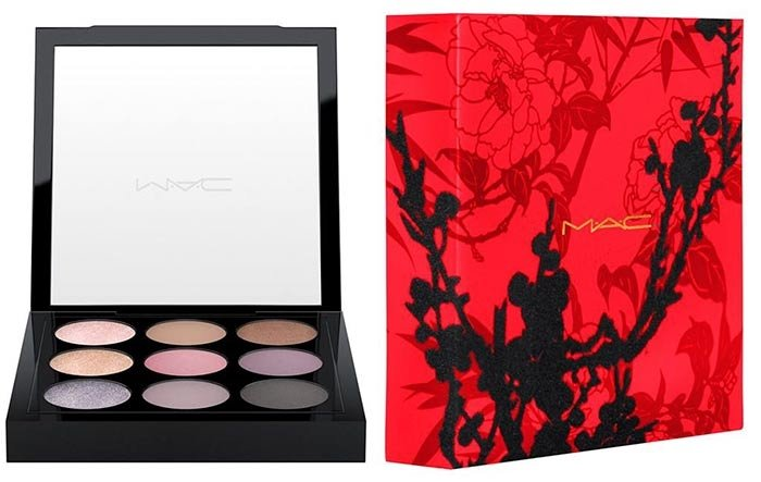 MAC Cosmetics – Eye Shadow X 9 in Year of the Rooster