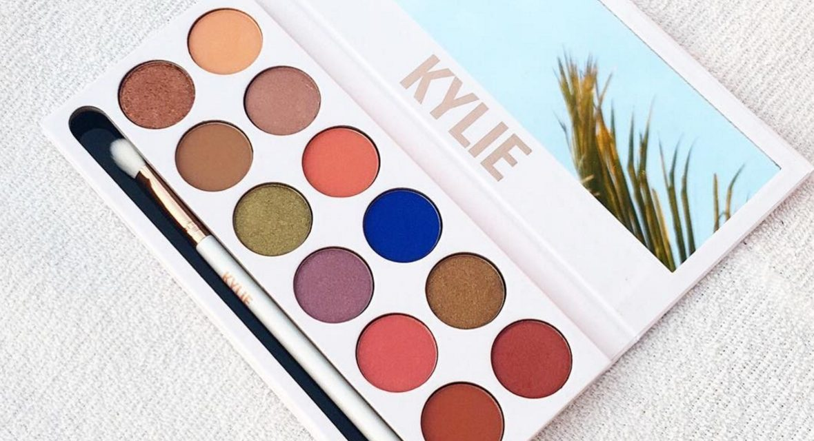 Kylie Cosmetics  – Royal Peach Palette