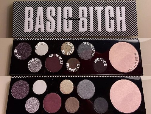 MAC takes on Urban Decay with launch of 'Basic Bitch' palette