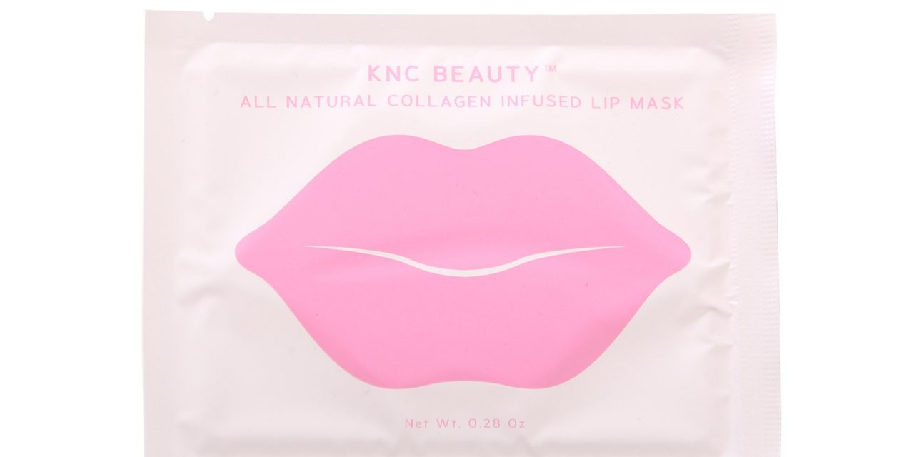 KNC Beauty – All Natural Collagen Infused Lip Mask
