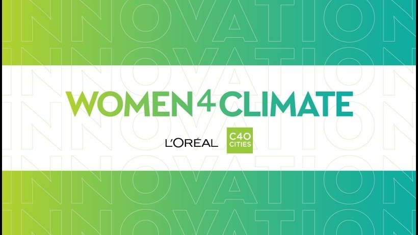 L'Oréal supports C40 as founding partner of Women4Climate global initiative