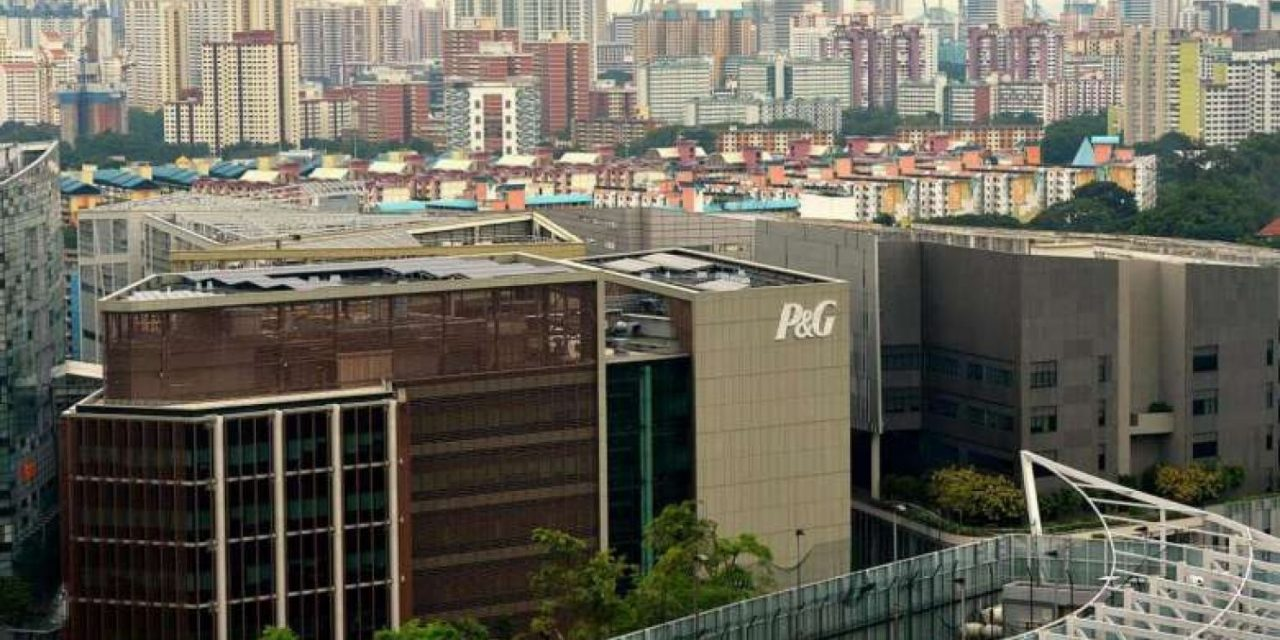 Procter & Gamble to invest in Singapore-based digital innovation centre