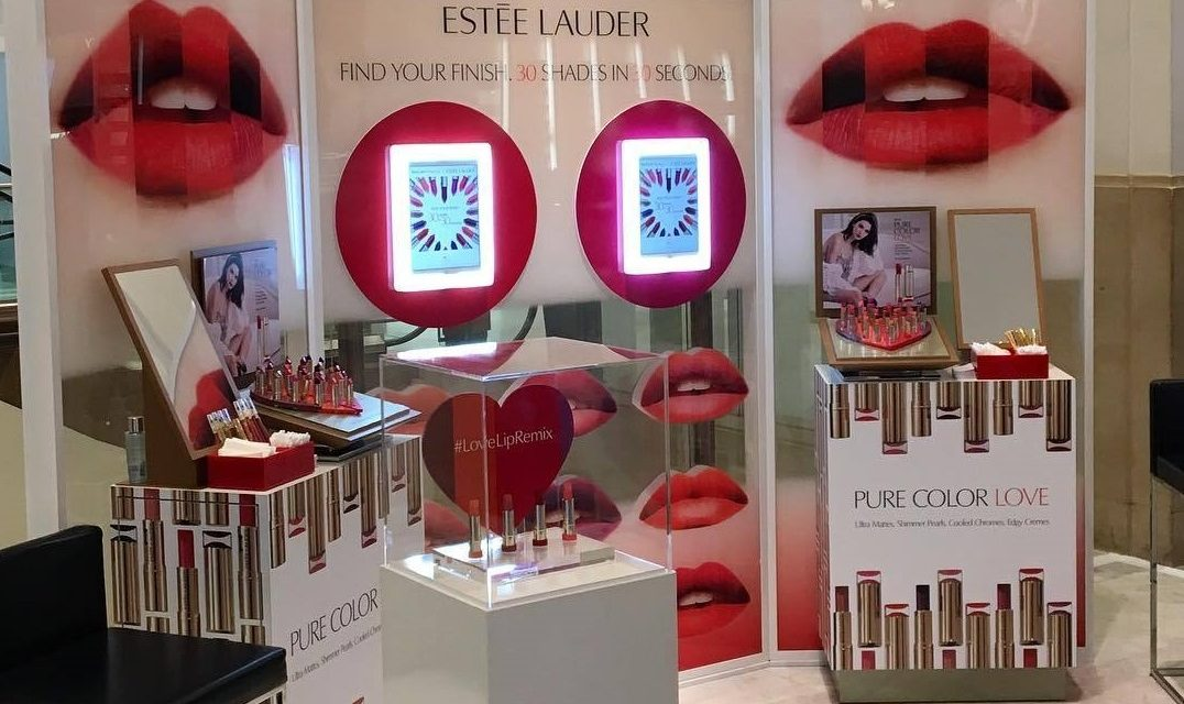 Estée Lauder partners with YouCam Makeup for UK Pure Color Love launch