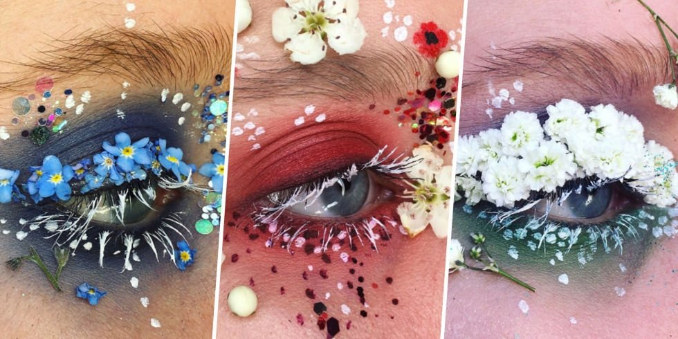 MAC make-up artist starts plant-based beauty trend