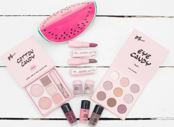Primark takes on MAC with launch of Candy make-up line
