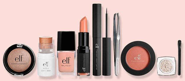E.L.F Cosmetics invites social media users to choose new product color