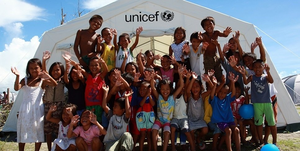 Garnier and Unicef announce three-year partnership to help children living in danger
