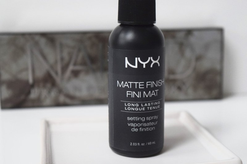 Review of NYX Matte Finishing Setting Spray goes viral