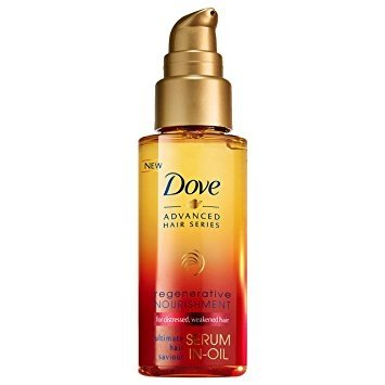 Dove  – Advanced Hair Series Serum-In-Oil Regenerative Nourishment